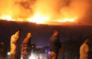 Afyonkarahisar`daki Patlama 25 Eve Ates Düsürdü