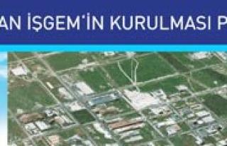 ISGEM Imza Töreni Yapilacak