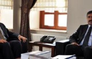 MEVKA Eylül Ayi Yönetim Kurulu Toplantisi Yapildi...