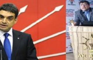CHP'li Oran, Milli Egitim Müdürü Aksoy Hakkinda...