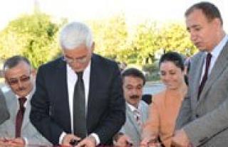 Karaman OSB'ye 112 Acil Saglik Hizmetleri Istasyonu...