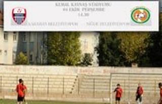 Belediye Spor Kendi Evinde Nigde'yi Agirliyor