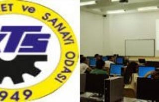 TSO'dan Bilgisayar Programciligi Konulu Egitim