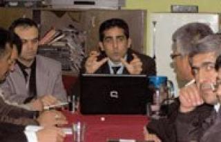 Mutlular Karaman'da Derneklesiyor