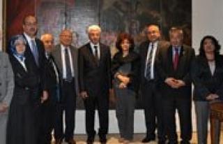 Mevka Heyeti, Ispanya Büyükelçisini Ziyaret Etti