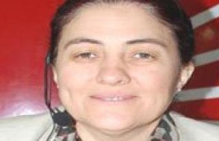 CHP Kadin Kollari Genel Baskani Hilal Dokuzcan Karaman'da