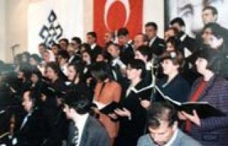 Turizm Dernegi'nden Türk Sanat Müzigi Konseri