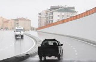 Eregli Köprülü Kavsagi Kontrollü Olarak Trafige...