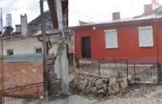 Köy Saglik Evleri Yenilendi