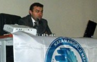 "Kazim Karabekir Kaymakami Mehmet Uslu: ""Ilçemizin..."