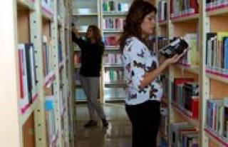 KMÜ Kütüphanesinden 2012 Yilinda 18.479 Kitap Ödünç...