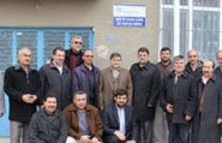 Emekli Müftü Ilhan Aydin'in Ismi Kuran Kursuna...