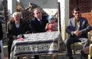 Basyayla Kaymakam Vekili Dogu, Köylünün Elektrik...