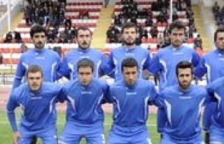 Karaman Belediyespor Ilk Yariyi Maglubiyette Kapatti...