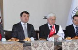 TKDK Koordinatörü Çetin: Karaman'da Proje Basvurularina...