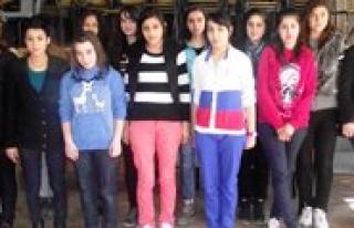 Gençlik Merkezi Sinif Temsilcileri Toplantisi Yapildi