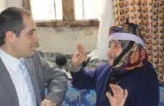 """Ayranci Kaymakami Erat: """"Köylünün Isini Yapmak..."""