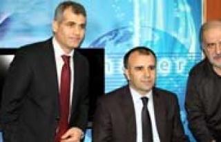 """Sultanoglu: KGRT'yi Tanidigim Için Çok Memnunum"""""""