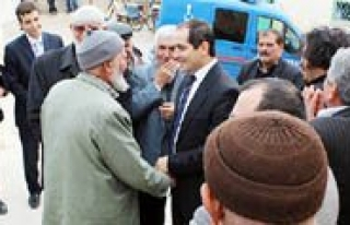 Ayranci Kaymakami Erat: Devlet Bizi Sizlere Hizmet...