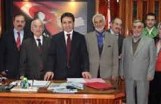 Karaman Kent Konseyi'nden Ziyaretler