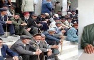 """Emekliler Dernegi Baskani Yilmaz: """"Biz Sizin Haklariniz..."""