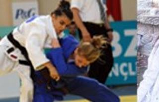 Judo Türkiye Sampiyonu Sevval Uysal Avrupa Kupasi...
