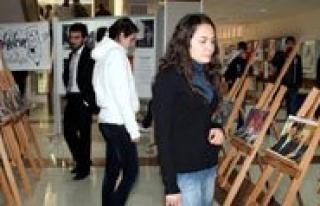 KMÜ'de Necmettin Erbakan Fotograf Sergisi