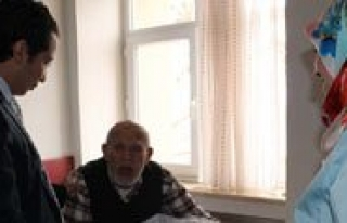 Kemal Bayat'i Ziyaret Etti