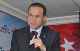 Milletvekili Akgün: `Sulama Yatirimlari Karaman Için...