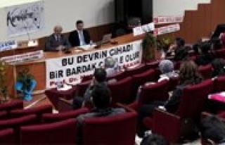KMÜ'de Necmettin Erbakan ve 28 Subat Süreci Anlatildi