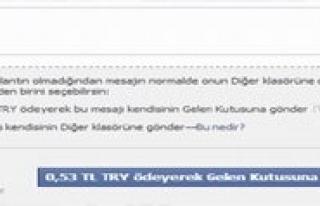 Facebook Parali Oldu...
