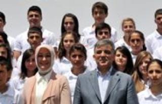 81 Ilden 81 Yildiz Egitim Projesi'ne Judo Takimina...