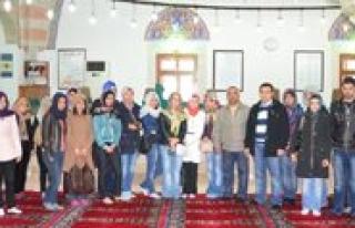 Genç TEMA'dan Tarihi Ve Turistik Yerlere Gezi