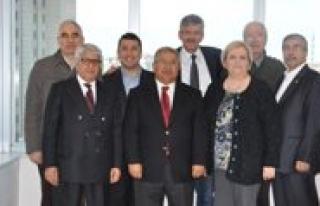 IKEV'in Yeni Yönetimi Belli Oldu