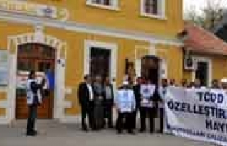 Türk Ulasim-Sen'den Özellestirme Tepkisi