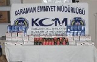 Tütün Ürünleri Operasyonu