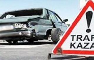Iki Ayri Trafik Kazasi: 9 Yarali