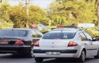 Vekillere Trafikte Geçis Üstünlügü