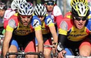 Belediye Spor Bisiklette Akdeniz Oyunlarinda
