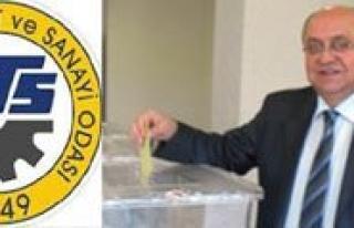 TSO Yönetim Kurulu Baskanligina Toktay Yeniden Seçildi...