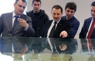 Atalay`dan Gazetecilere Yeni Konut Müjdesi