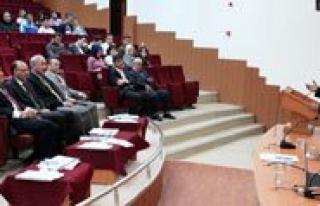 KMÜ'lü Akademisyenlere Horizon 2020 Tanitildi