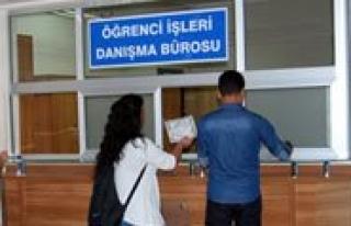 KMÜ'ye 2.728 Yeni Ögrenci