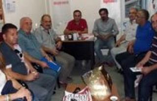 Egitim-Is Görevden Alinan Müdürlerin Hakkini Yargiya...