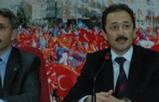 Ak Parti Il Baskani Dereli: En Iyi Yatirim Insana...