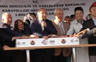 """Elvan: """"Karaman-Adana Hizli Tren Hatti Ihalesi Degerlendiriliyor"""""""