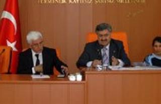 Karaman`da Kent Konseyi Genel Kurul Toplantisi Yapildi...