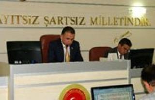 Il Genel Meclisi'nde, Köye Dönüsen Belediyelerin...