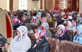 Duyarli Aile Duyarli Toplum Seminerlerinin Ilki Yapildi...