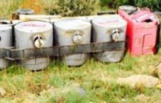 Süt Tankeri Uçuruma Yuvarlandi: 1 Yarali